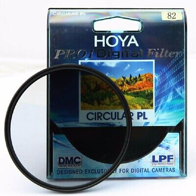 Hoya Pro1 D Circular PL CPL Digital Filter DMC LPF 82 mm