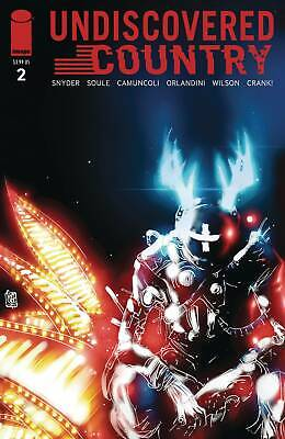 Undiscovered Country #2 Pre-Order 11/12/19 Vf/Nm Image