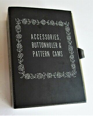 Kenmore Accessories Buttonholer & Pattern Cams