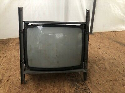 Original Arcade Monitor From TRON video game, 80s, working, 19VMBP22