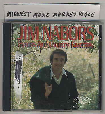 Jim Nabors - Hymns & Country Favorites CD - MINT - Love Lifted Me - Gomer Pyle