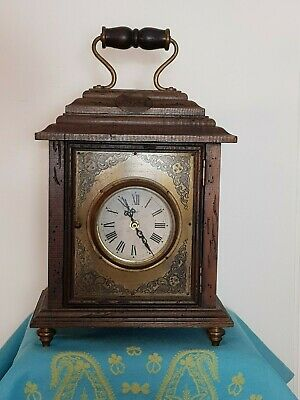 Antique Junghans  Table clock / Mantle Clock 1827 Style from 1960