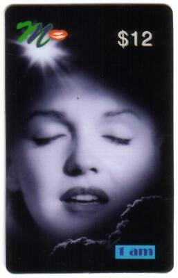 $96. Marilyn Monroe: 'A Day In The Life' Set of 9 Cards Phone Card