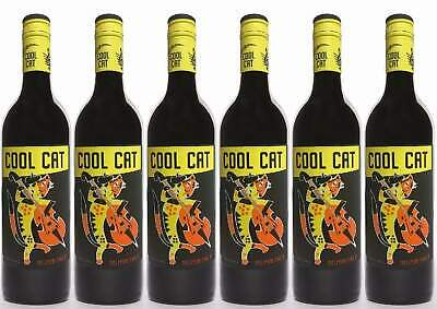 6-Pack | 2013 | Cool Cat Cabernet Merlot | Wine of Australia (1x6 Bottles) | ...