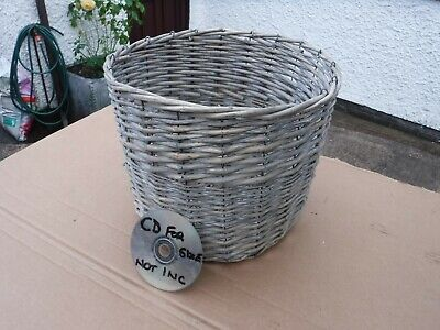Strong  Weaved   Basket.    Free  Delivery.