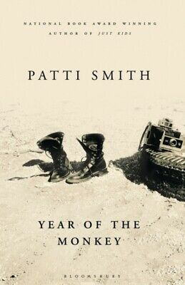 Year of the Monkey by Patti Smith  9781526614759