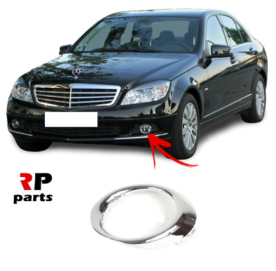 MB C-CLASS W204 2007-2011 NEW FRONT BUMPER SUPPORT CARRIER ALUMINUM LEFT N//S