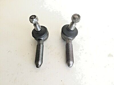 Inner Track Tie Rod End Pair for VAUXHALL ZAFIRA from 1998 to 2005 MQ
