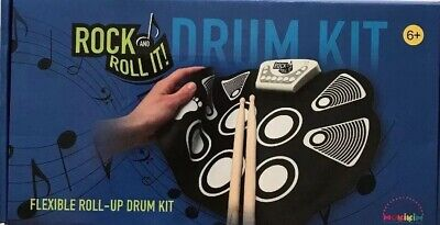 MukikiM Rock And Roll It Drum. OPEN BOX. EXCELLENT CONDITION. NEVER USED