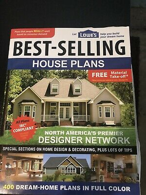 Best Selling Houseplans Lowes