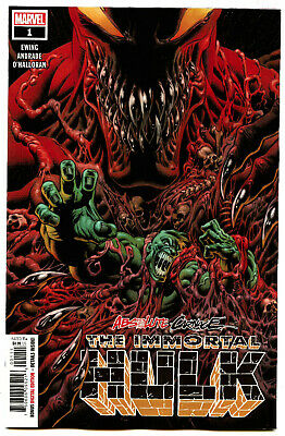 Absolute Carnage: The Immortal Hulk #1 (2019) Marvel NM/NM-
