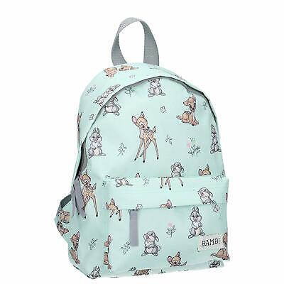 Disney Bambi and Thumper Backpack with Vorderfach 31 CM
