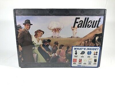 Fallout 76 Limited Collector's Edition Culturefly Box Sealed Gamestop Exclusive