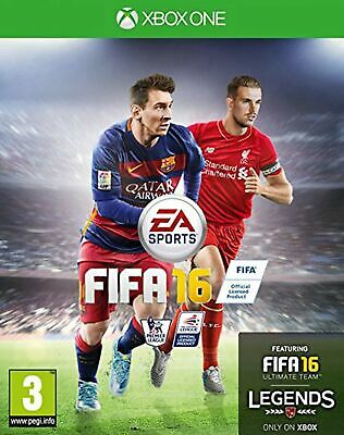 FIFA 16 (Xbox One) *VERY GOOD CONDITION*