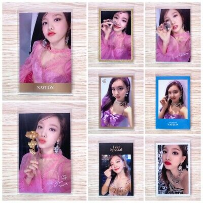 Twice - Feel Special (8Th Mini Album) Official Nayeon Photocard (Select Ver)