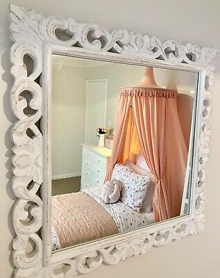 Freddie and Ava canopy- peach. RRP $140. Excellent condition.