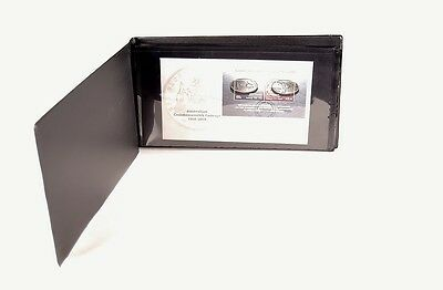 Large First Day Cover Album-double sided, can hold up to 40.  Free Shipping