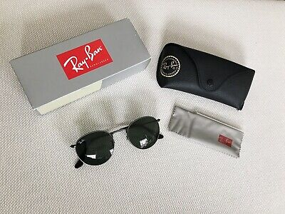 Ray-Ban Sunglasses Round Metal Rb3447 New