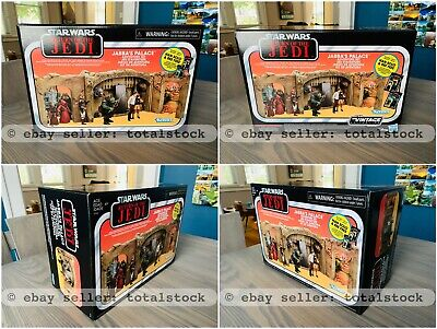 NEW SEALED Star Wars Vintage Collection Return of Jedi Jabba's Palace Play Set