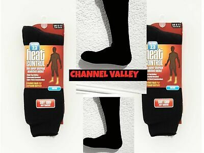 Men Ultimate Heat Control Insulated Thermal SOCKS 2.3 TOG RATING UK SIZE 6-11