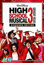 High School Musical 3 (Extended Edition) DVD