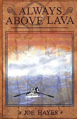 Always Above Lava by Joe Hayes (English) Paperback Book Free Shipping!
