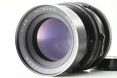 【EXC++】 Mamiya Sekor 180mm f/4.5 TelePhoto MF Lens For RB67 Pro S SD Japan 1939