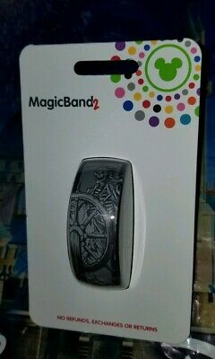 NEW Disney Parks Pirates of the Caribbean Magic Band 2 LINK IT LATER