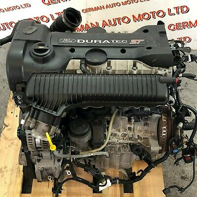 Ford Focus St 2.5 Hyda Complete Engine And Gearbox