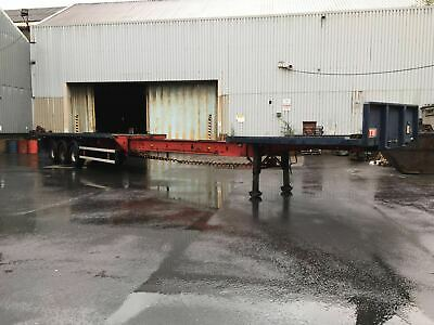 1996 Montracon 40-60ft Extender