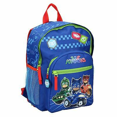 Pj Masks Large Kids Backpack 34 CM