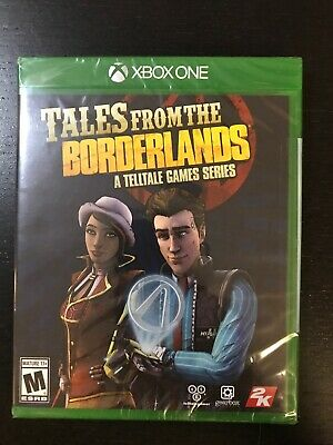 Tales From the Borderlands (Xbox One, 2016) BRAND NEW, SHIPS FREE