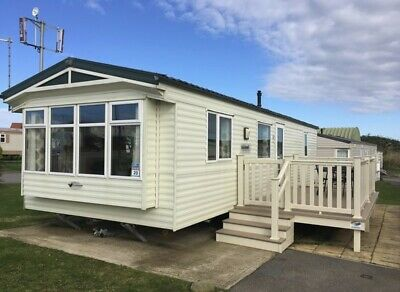 2 Bed Luxury Caravan Cayton Bay, North Yorkshire Coast