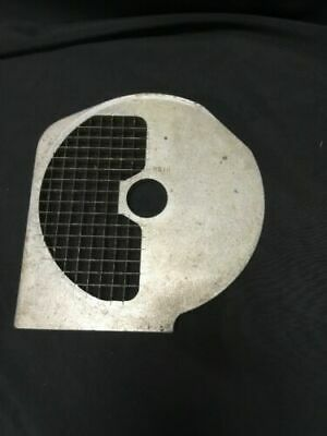 """Commercial Cutter Processor Dicer Blade  - TRS 410 / MS 10 -  Diam 8"""" - (7199)"""