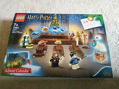 Lego Harry Potter Advent Calendar NEW (75964) Christmas 24 Gifts Wizarding World