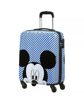 American Tourister Hypertwist Disney Mickey Mouse Spinner Cabin Case - Offer