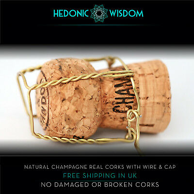 Natural Champagne Corks - Uk Fast Dispatch