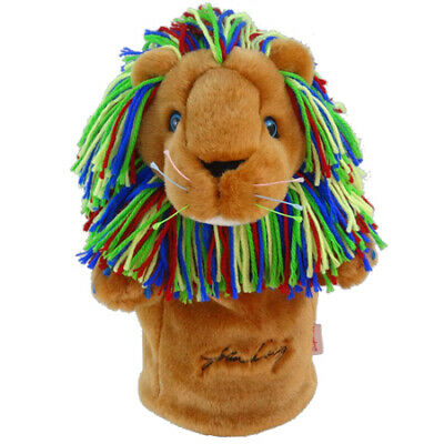 Daphne's John Daly Multi-Color Lion Headcover Driver Golf Head Cover