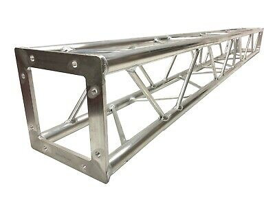 """6.56 ft. (2 Meter) Square Aluminum 8""""x8"""" Bolted Type Trussing Segment Section"""