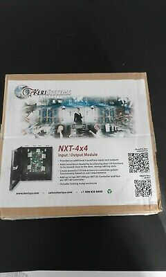 KERI NXT 4X4.... Input/Output Module...Brand new with metal enclosure.