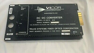 FDC NEW ELECTRO CORP QUANTITY 12VDC 60mA TACHOMETER FREQUENCY TO DC CONVERTOR