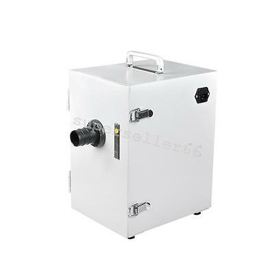 CE Digital Dental Lab Dust Collector Vacuum Cleaner box for industry Single-Row