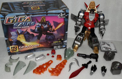 Transformers Gigapower GP HQ-02R  Slag in Stock MISB action figure toy