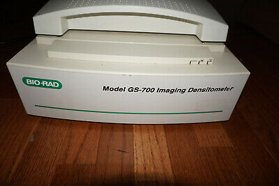Bio-Rad GS-700 Imaging Densitometer XRay film density meter image