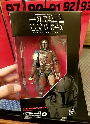 Star Wars The Black Series THE MANDALORIAN  6 Inch Action Figure #94 | Pre Sale*