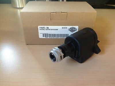 🔥Genuine 06-13 Harley Touring Ignition Switch Housing Street Electra Road Glide