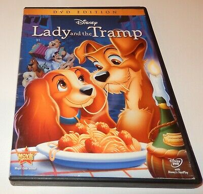Lady and the Tramp (DVD, 2012) WS Disney