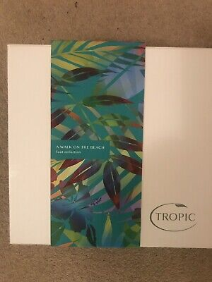 Tropic Skincare A Walk On The Beach Foot Collection New