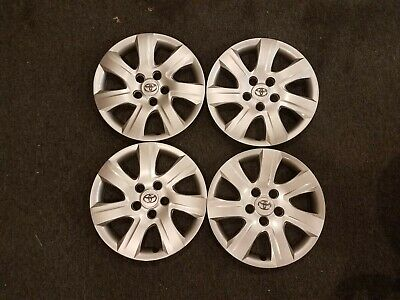 """Brand New Set 2010 10 2011 11 Camry 16"""" Hubcaps Wheel Covers 61155"""
