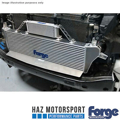 Forge Motorsport Intercooler Black Hoses Volkswagen Transporter T5.1 Twin Turbo